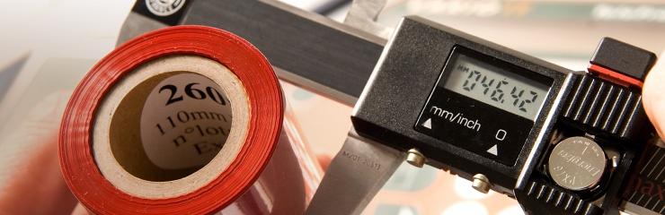 Sur mesure - rubans transfert thermique